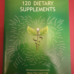 120 Dietary Suppliments Guide by Stefan Mager (Bkl1)