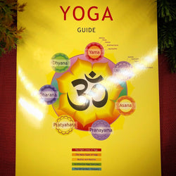 Yoga Guide Booklet by Stefan Mager (Bkl15)