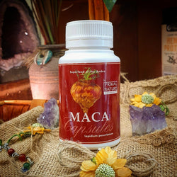 Maca Capsules by Primal Nature