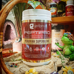 Peptipro Superfood - Collagen Peruvian Superblend by Gelpro