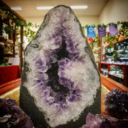 Amethyst Geode 02 Xmas Special! Discounted to $369
