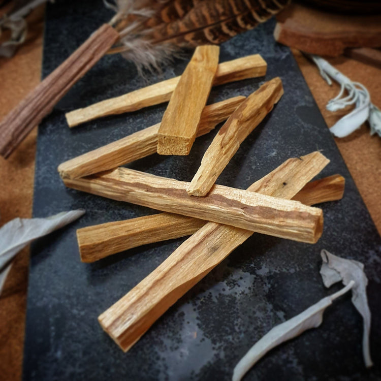Palo Santo - approx. 10 grams or 1-2 sticks (OPalo1)