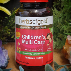 Herbs of Gold Children's Multi Care 60t (HT16)