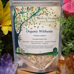 Healing Concepts - Organic Withania (HT18)