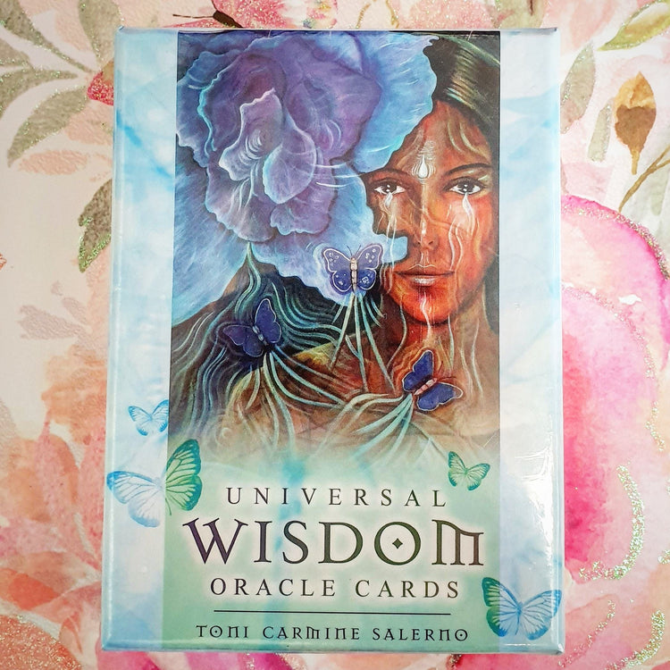 Universal Wisdom Oracle Cards (TOC12)