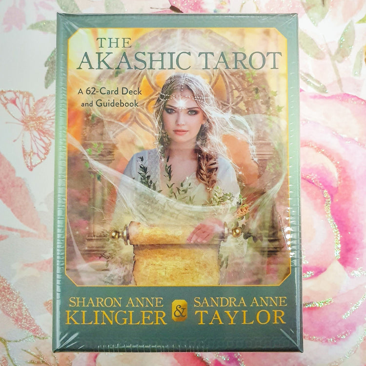 The Akashic Tarot (TOC15)