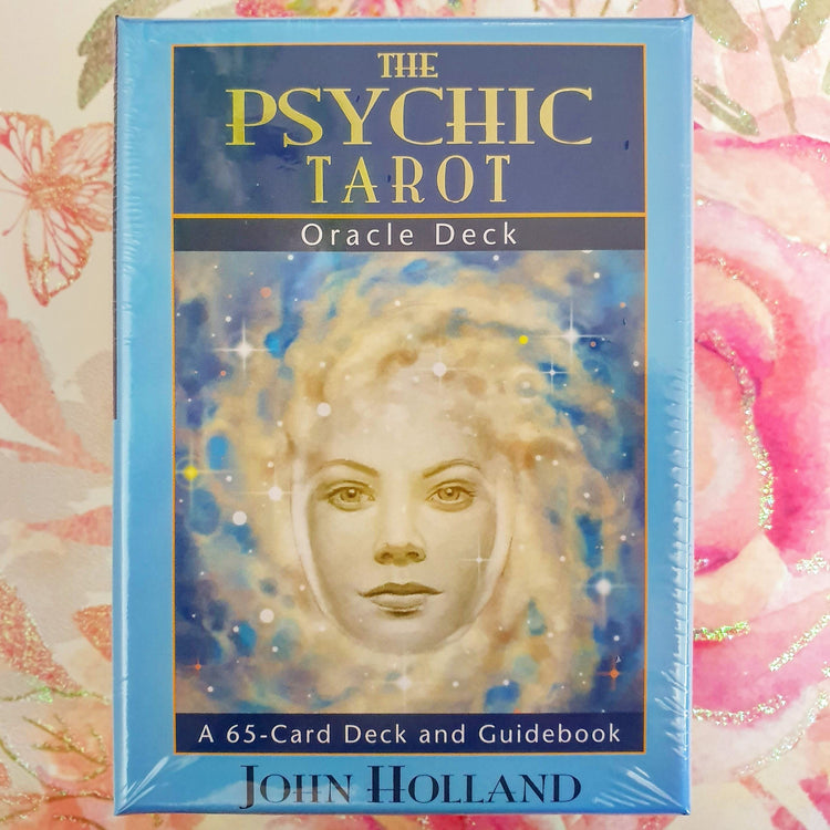 The Psychic Tarot Oracle Cards (TOC14)