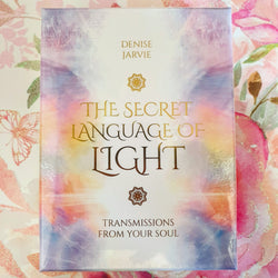 The Secret Language of Light Oracle Cards (TOC13)