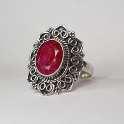 Ruby Ring Size 6.5 (SSR246)