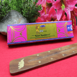 Rose Incense by Satya (Inc69)