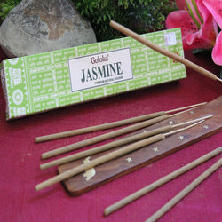 Jasmine Incense by Goloka (Inc54)