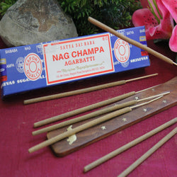 Nag Champa Incense by Satya (Inc62)