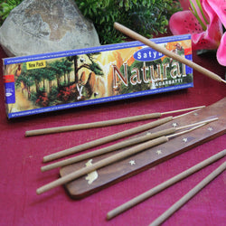 Natural Agarbatti Incense by Satya (Inc39)
