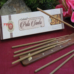 Palo Santo Incense by Goloka (Inc56)