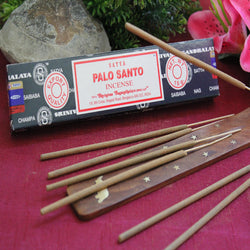 Palo Santo Incense by Satya (Inc61)