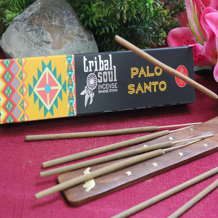 Palo Santo Incense by Tribal Soul (Inc02)