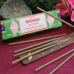 Patchouli Incense by Satya (Inc63)