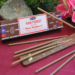Rain Forest Incense by Satya (Inc66)