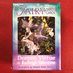 Fairy - Tarot Cards by Doreen Virtue & Radleigh Valentine (TOC11)