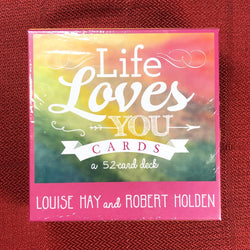 Life Loves You - 52 Card Deck by Louise Hay (TOC9)