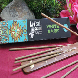 White Sage Incense by Tribal Soul (Inc01)