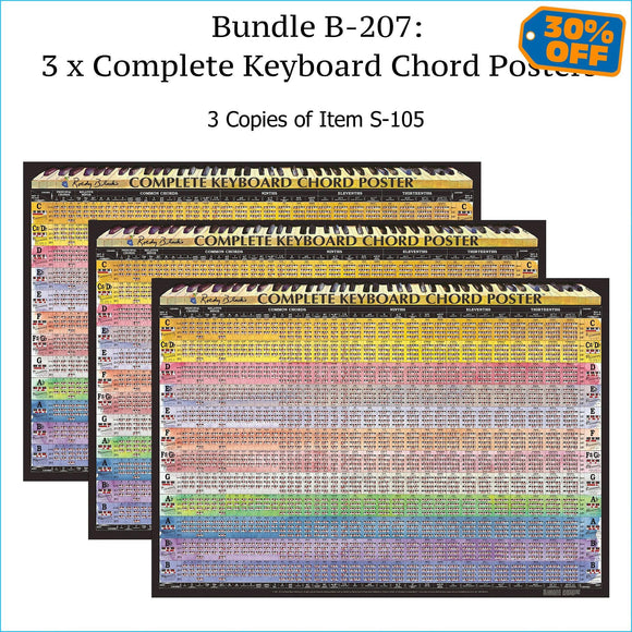 Bundle B-207 (THREE Items):