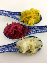 Chile Free Kraut Sampler