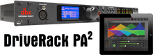 DBX DriveRack PA2 Speaker Management System