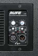FBT MUSE 210LA - PRECISION COVERAGE VERTICAL LINE ARRAY