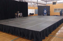 Hire - Portable Staging ( 2 mtr x 1 mtr each )