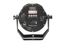 Hire - UPLIGHTING PACKAGE OUTDOOR IP65 BATTERY PARCAN WITH WIRELESS DMX x 6 Units of Event PAR6X12OB