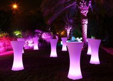 Hire - Glow High Table