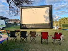Hire - Giant inflatable Outdoor Cinema Movies Screen 10m x 3m