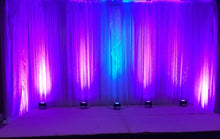 Hire - Uplighting x 8 Units includes Setup & Packdown