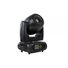 EVENT M1S75W - MOVING HEAD PROFILE SPOT 1 X 75W W LED, COLOUR WHEEL, ROTATING GOBO WHEEL, 3/8 FACETS PRISM, FROST, DIMMER, STROBE, RDM3 PIN DMX(OPEN BOX )