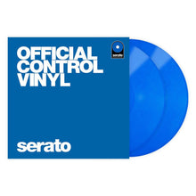 "SERATO 12"" PERFORMANCE CONTROL VINYL - PAIR Choice of RED, BLUE or YELLOW"