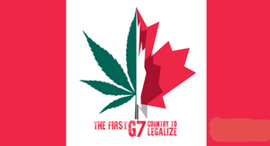 The First G7 Country To Legalize Marijuanna