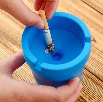 Multi-functional Ash tray