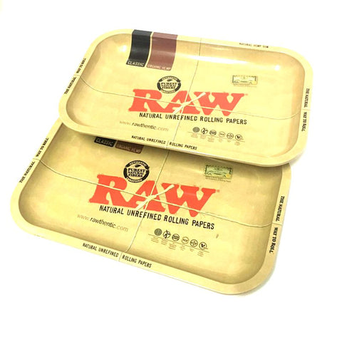 Raw Rolling Tray ( Multiple Sizes)