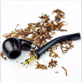Vintage Wooden Durable Tobacco Pipe