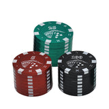 Poker Chip Metal Grinder
