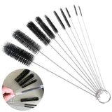 10pcs/set Stainless Steel Cleaning Brushes