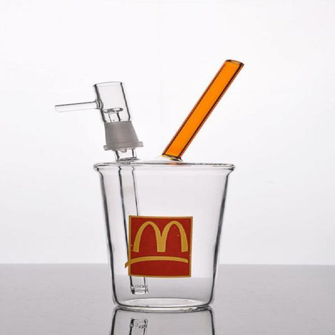 McDonalds Small Cup Dab Rig