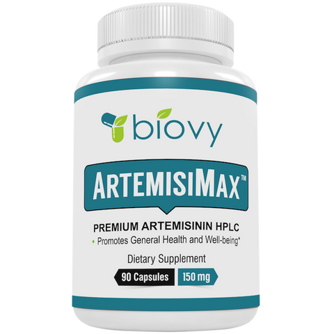 ArtemisiMax™ - Premium Standardized Artemisinin HPLC Supplement