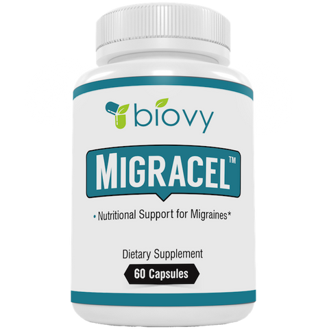 Migracel™ - Advanced Natural Migraine Support Supplement