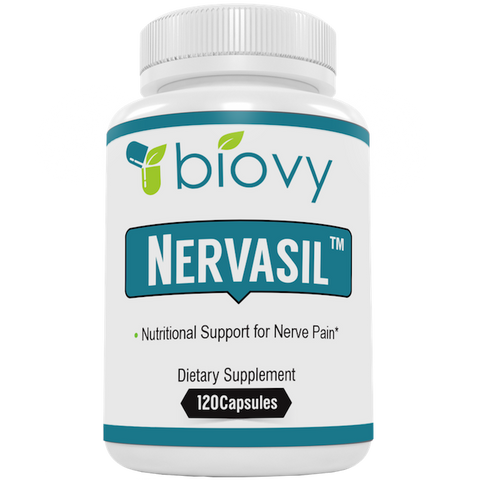 Nervasil™ - Advanced Nerve Pain Support Supplement