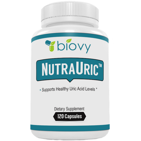 NutraUric™ - Powerful Uric Acid Support Supplement