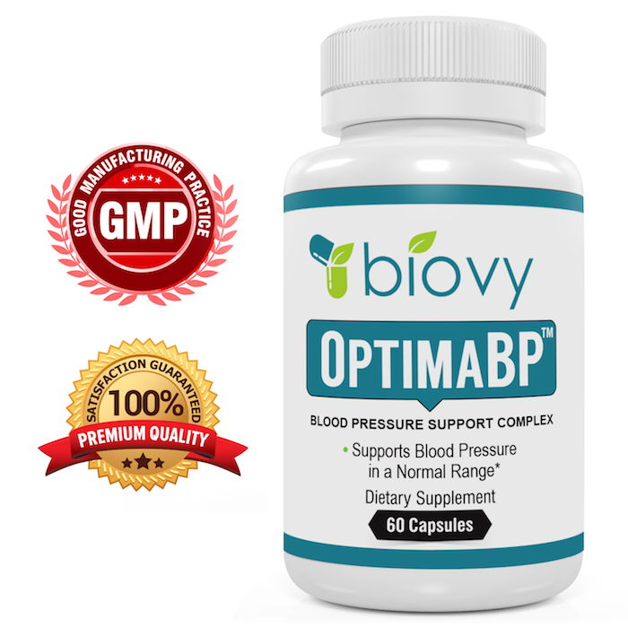 OptimaBP™ - Advanced Natural Blood Pressure Support Supplement
