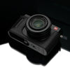 Gariz Leica D-LUX Black Leather Camera Half Case HG-DLUXBK