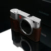 Gariz Black Label BL-LCTBR Half Case Brown for Leica T